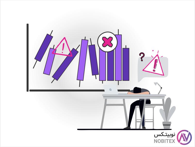 اشتباهات رایج تحلیل تکنیکال