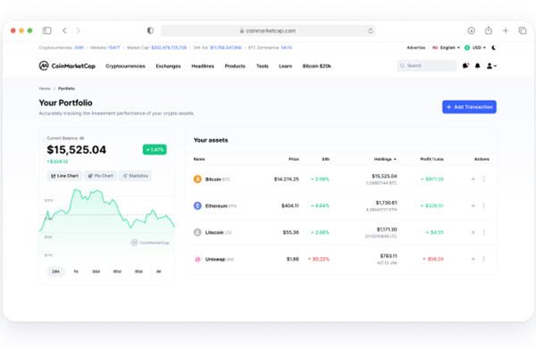 کوین مارکت کپ بهترین سایت تحلیل ارز دیجیتال