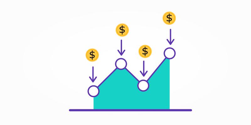 متوسط هزینه دلاری (DCA) چیست؟